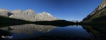 Lac des Cerces Savoie.