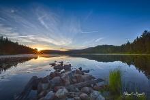 Mon lac préféré pour les Huards